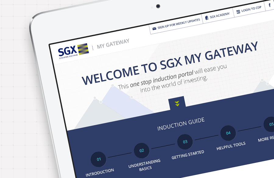 SGX investor roadmap